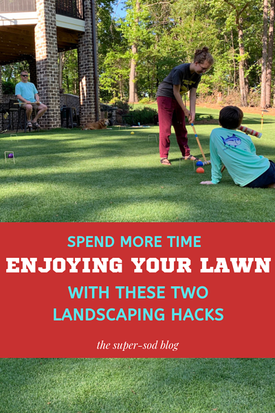 Lawn Time Savers
