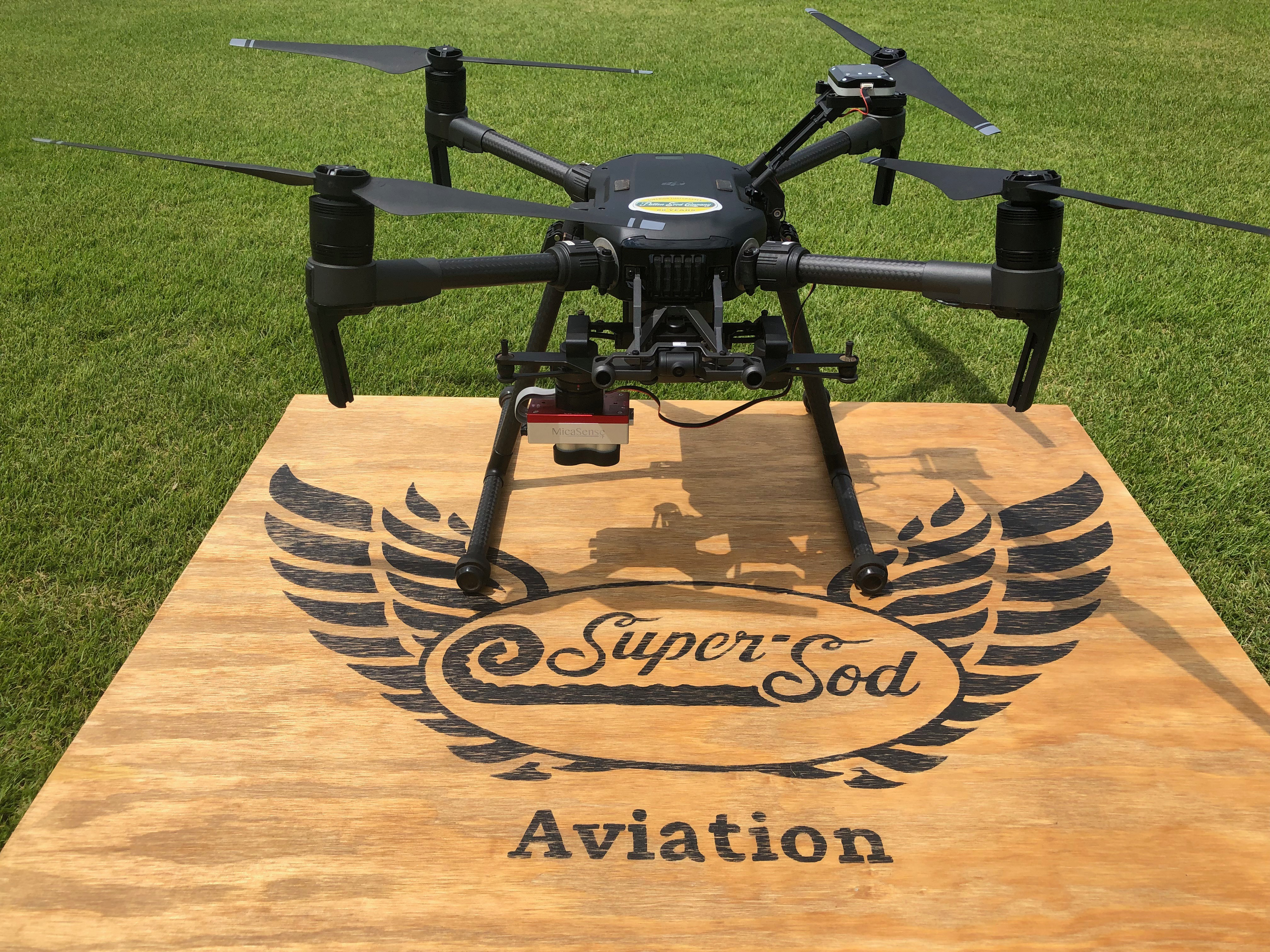 Growing Greener Grass with Drones - featured image