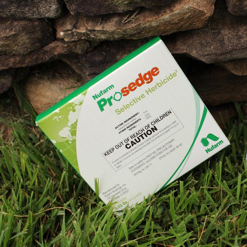Prosedge selective post-emergent Herbicide