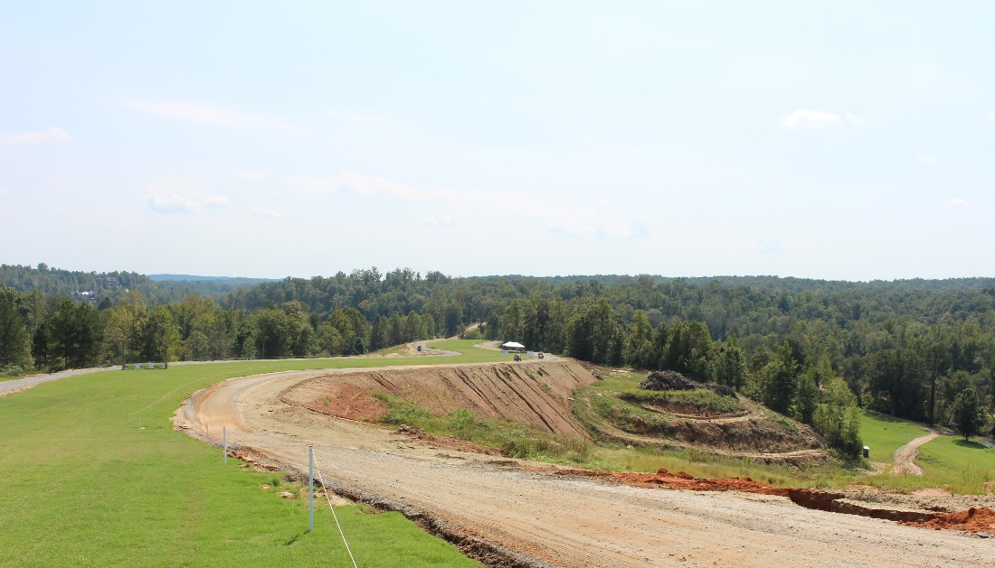 Tryon International Equestrian Center cross country course-1