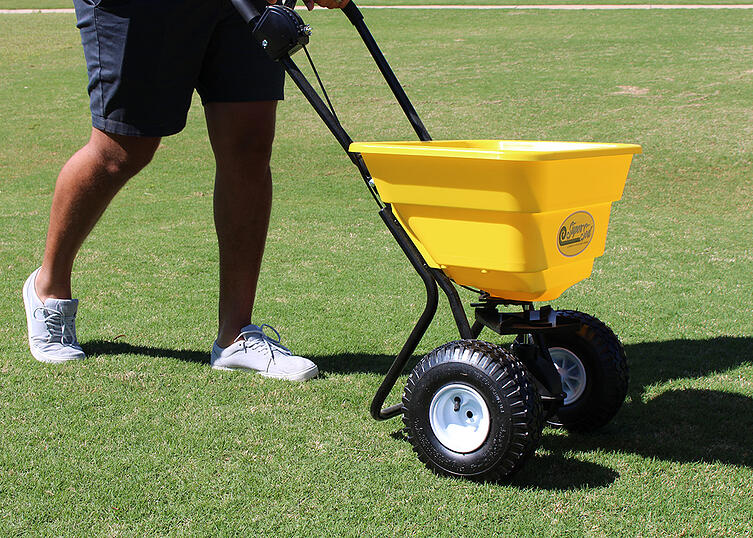 Super-Sod's Yellow Spreader Settings