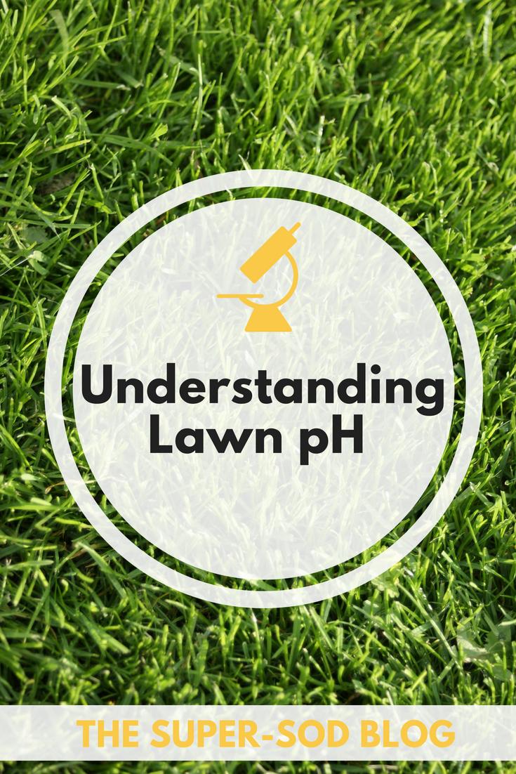 understanding lawn pH