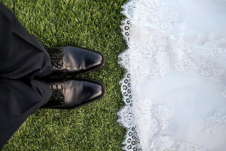 How and When to Get Your Grass Ready for a Backyard Wedding