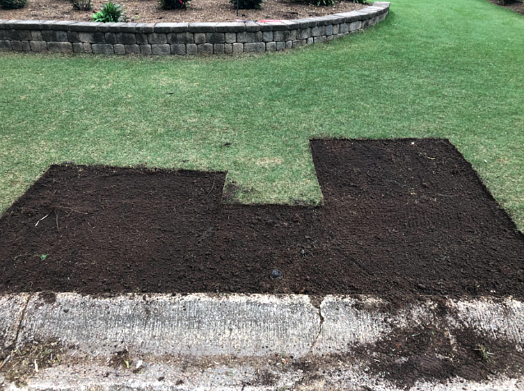 Patching an Existing Lawn with New Sod [VIDEO]